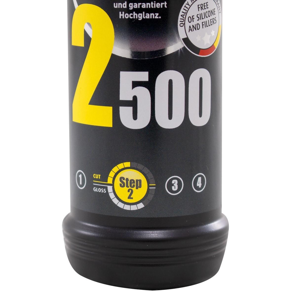 KIT DE POLIMENTO PROFISSIONAL MENZERNA 400 / 2500 / 3800 / POWER LOCK