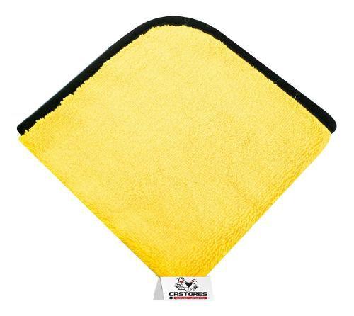 Kit Premium Para Enceramento Blend Black + Blend Spray Vonixx + Toalha Amarela