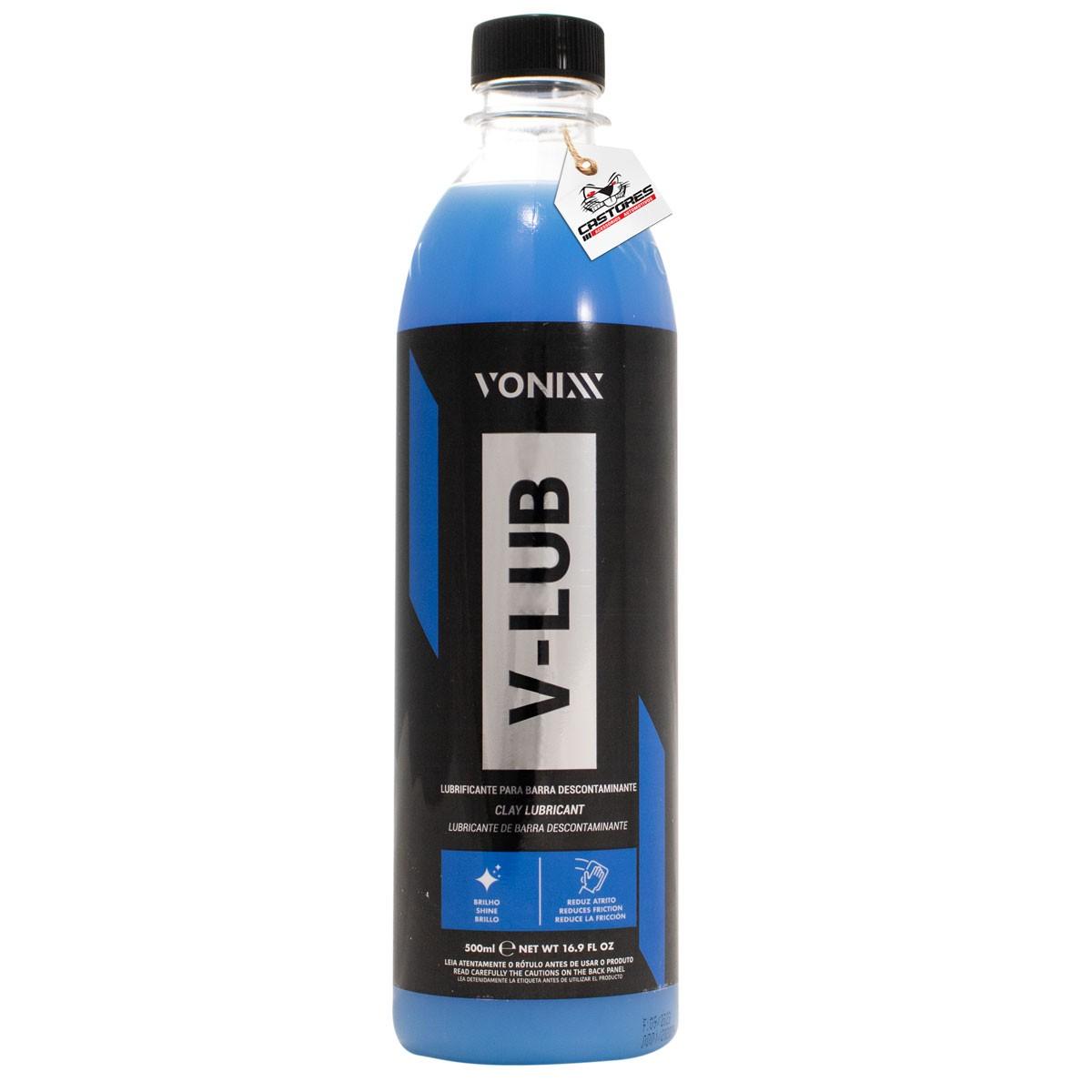 Lubrificante V-lub Vonixx Para Claybar - Barra Descontaminante