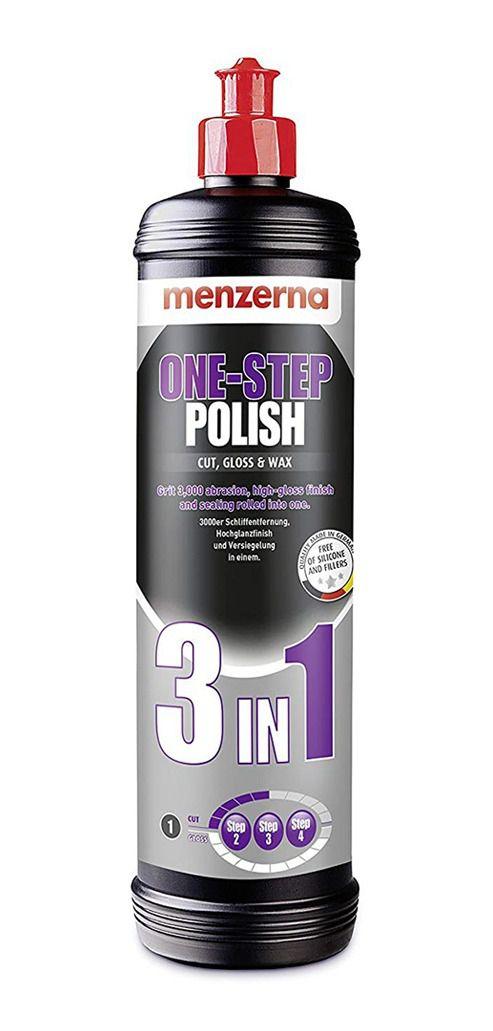 Menzerna 3 em 1 One Step Corte Refino Lustro - 250ml