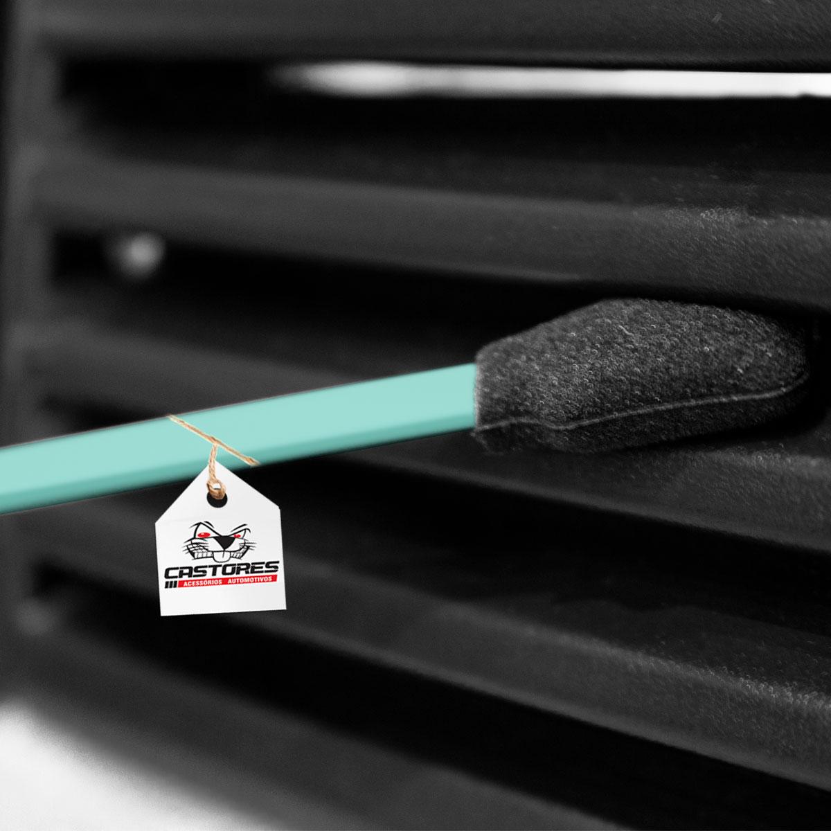 Mini Stick Detailer - Acabamento Interno e Externo