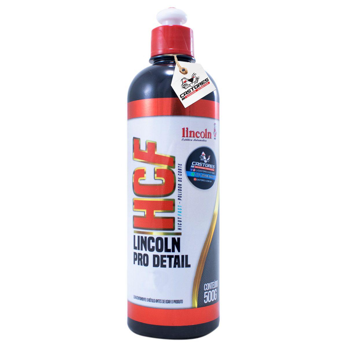 Polidor Hi Cut Fast HCF Corte e Refino - Lincoln 500ml
