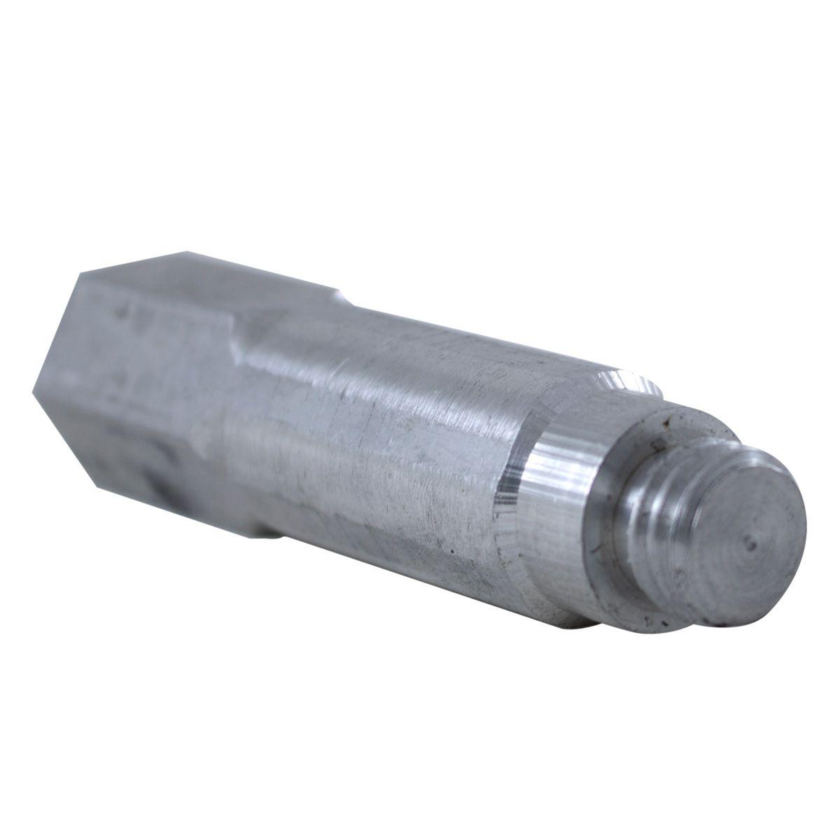 """Prolongador para Politriz 10cm com Rosca M14 para 5/8"""" - Detailer"""