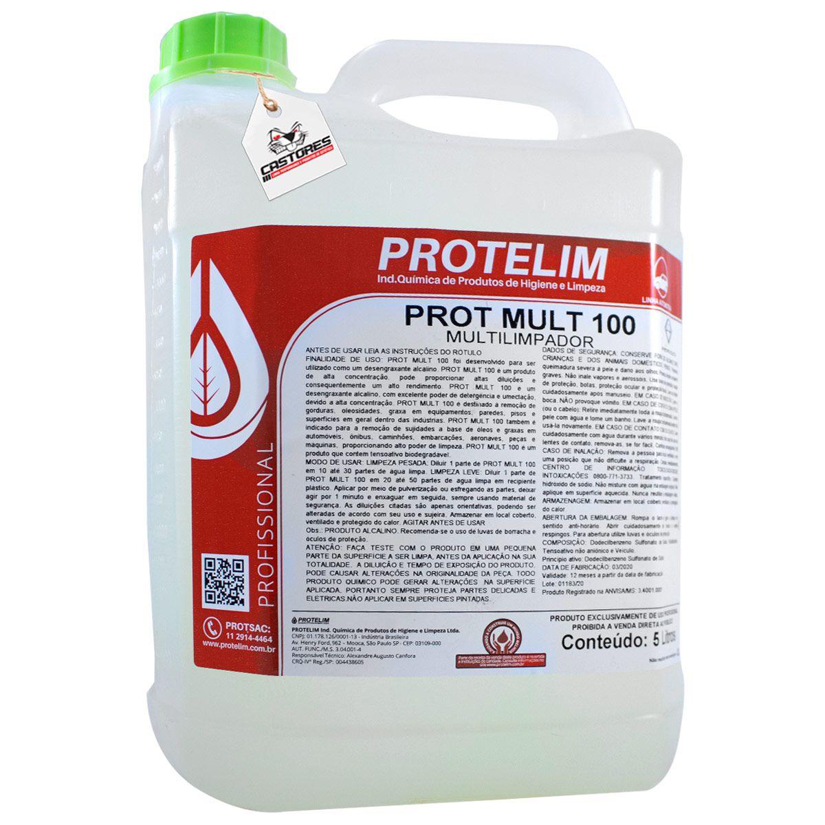 Prot Multi 100 Multiuso 5L Concentrado Protelim