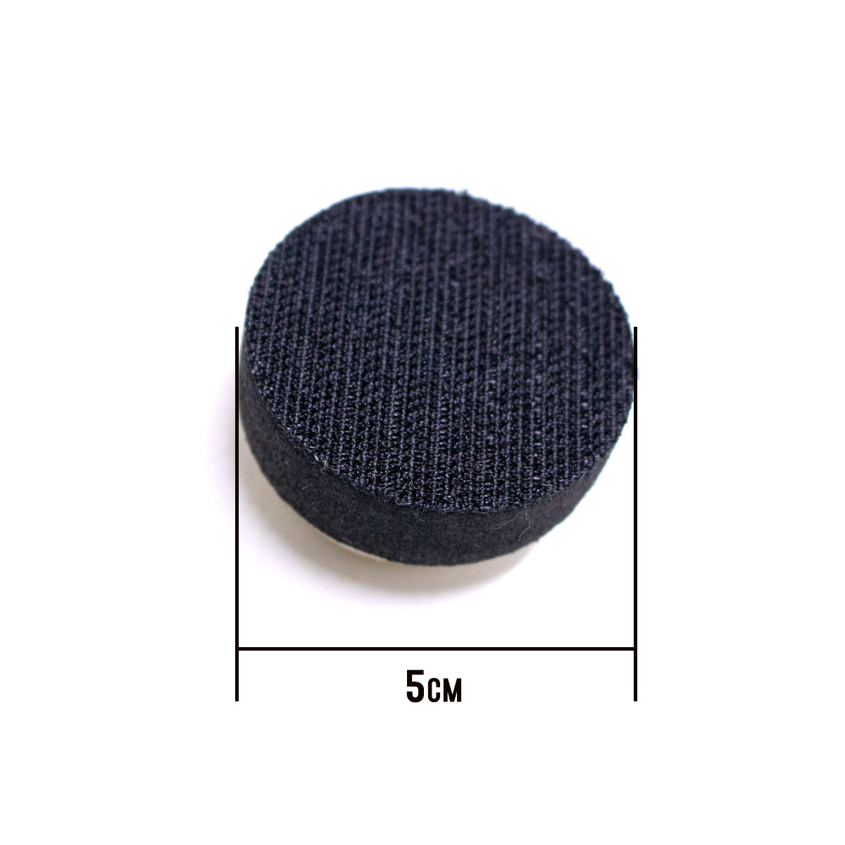 Suporte Para Boina de Polimento Base Velcro - 2 polegadas