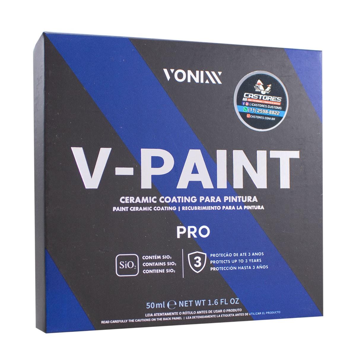 V-paint Vitrificador De Pintura Vonixx 50ml