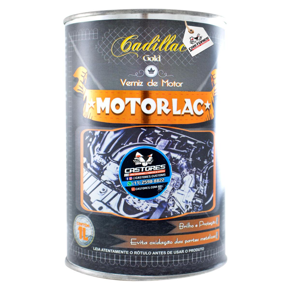 Verniz de Motor Cadillac 1L- MOTORLAC