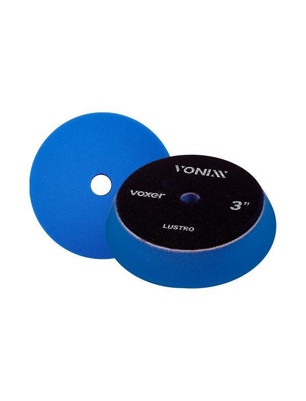 """Vonixx Boina Voxer Lustro 3"""" Espuma Azul Claro"""