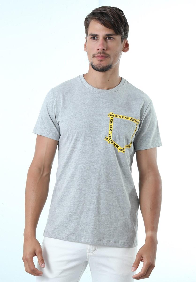 Camiseta Crime Scene