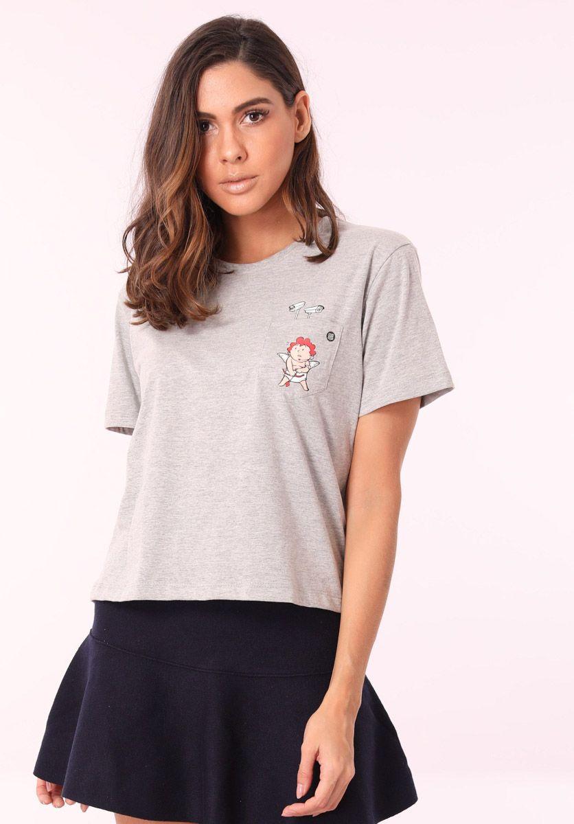 Camiseta Cupido