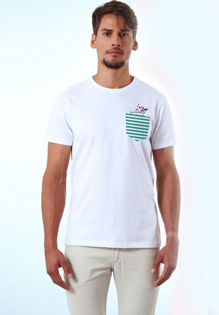 Camiseta Float My Boat