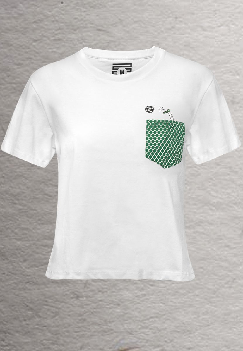 Camiseta Jogador BR (Feminino Adulto)