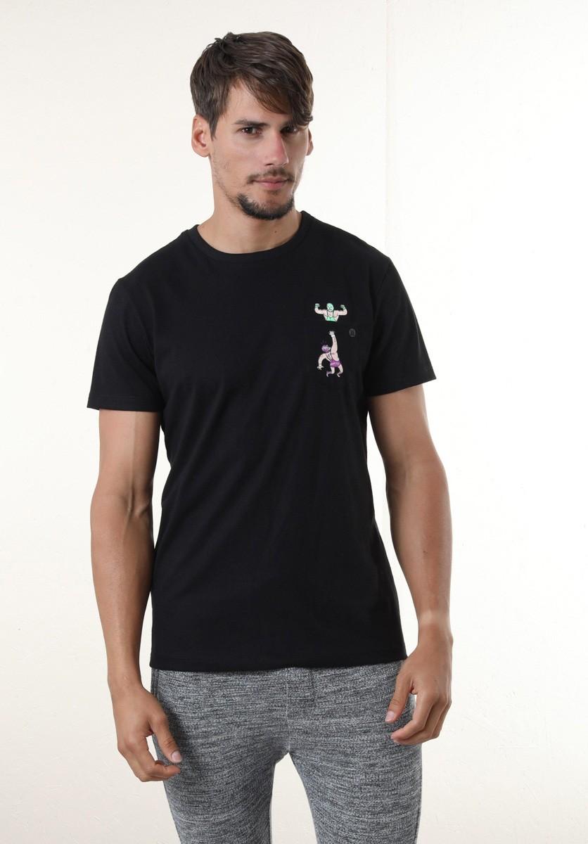 Camiseta Luchadores