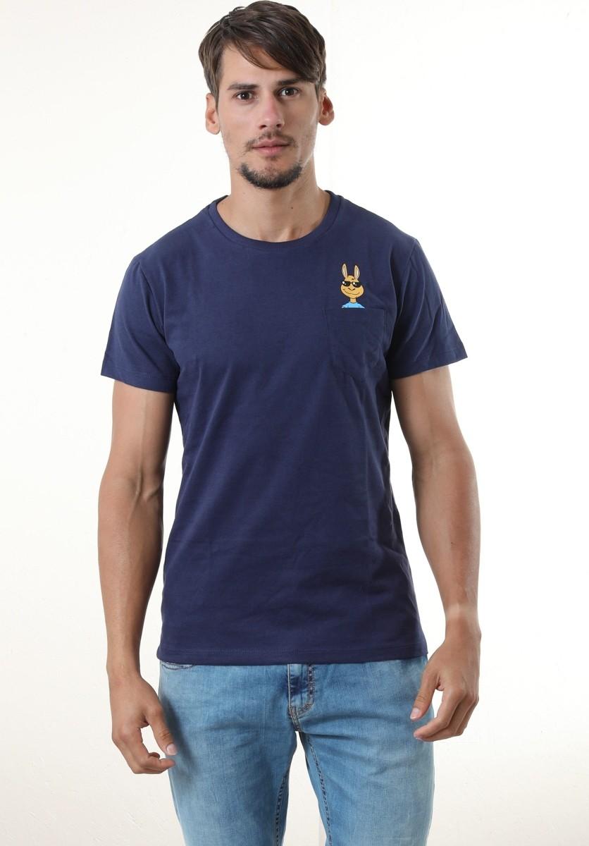 Camiseta Mascote Man