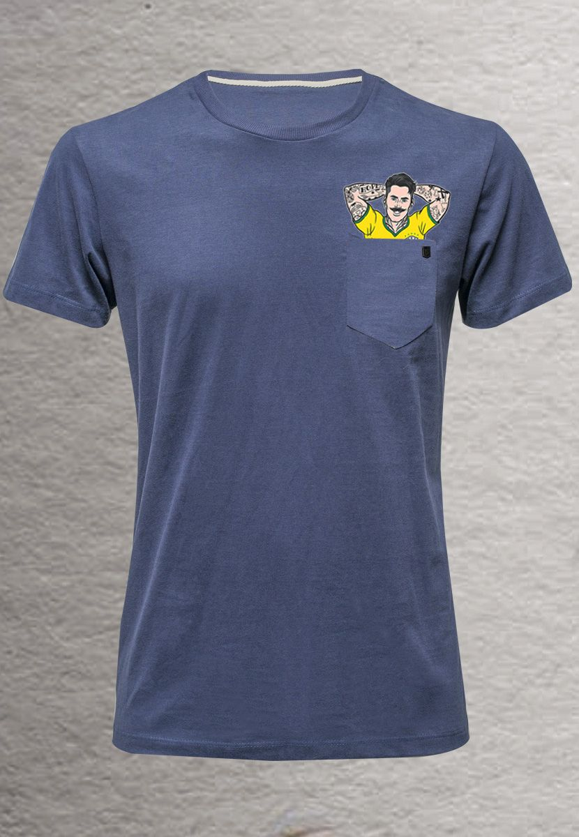 Camiseta Pin Up Male BR (Masculino Adulto)