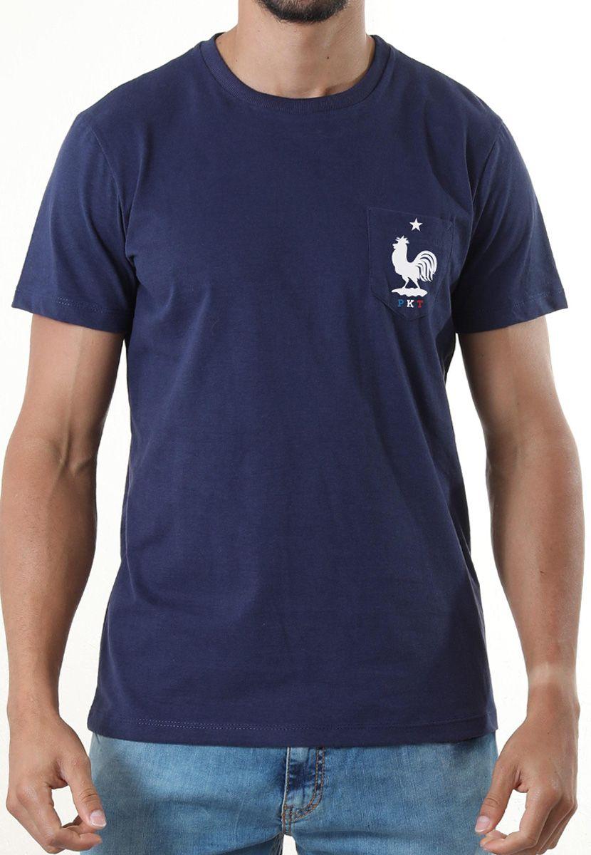 Camiseta PKT França