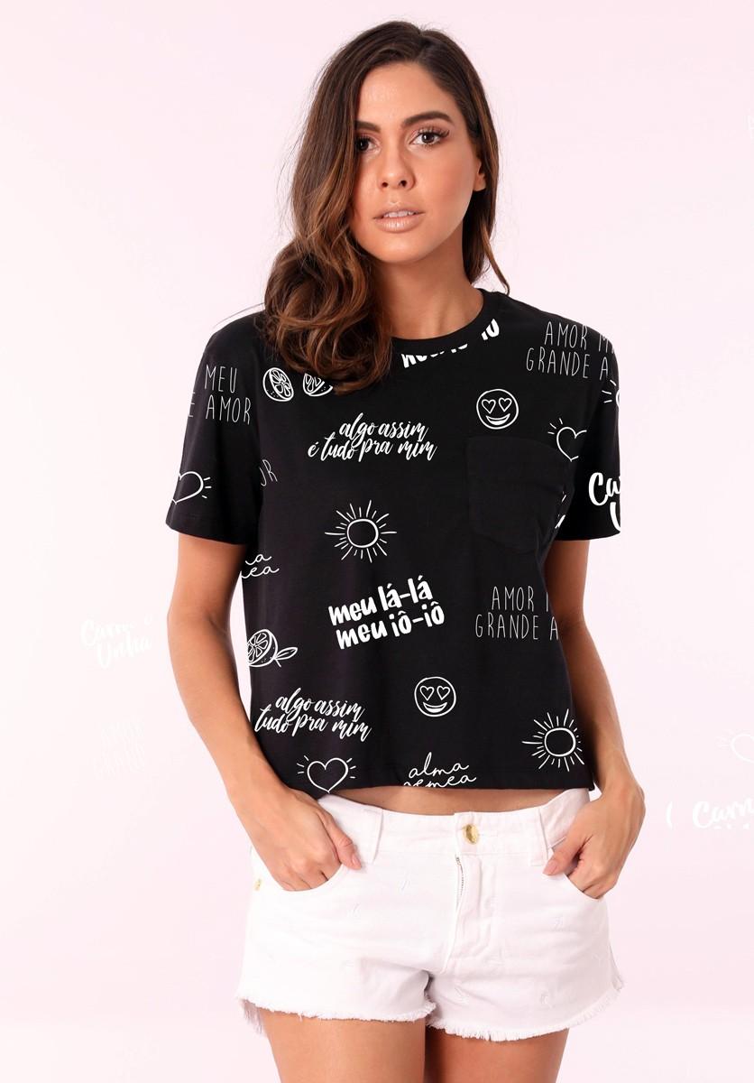 Camiseta Poemas de amor