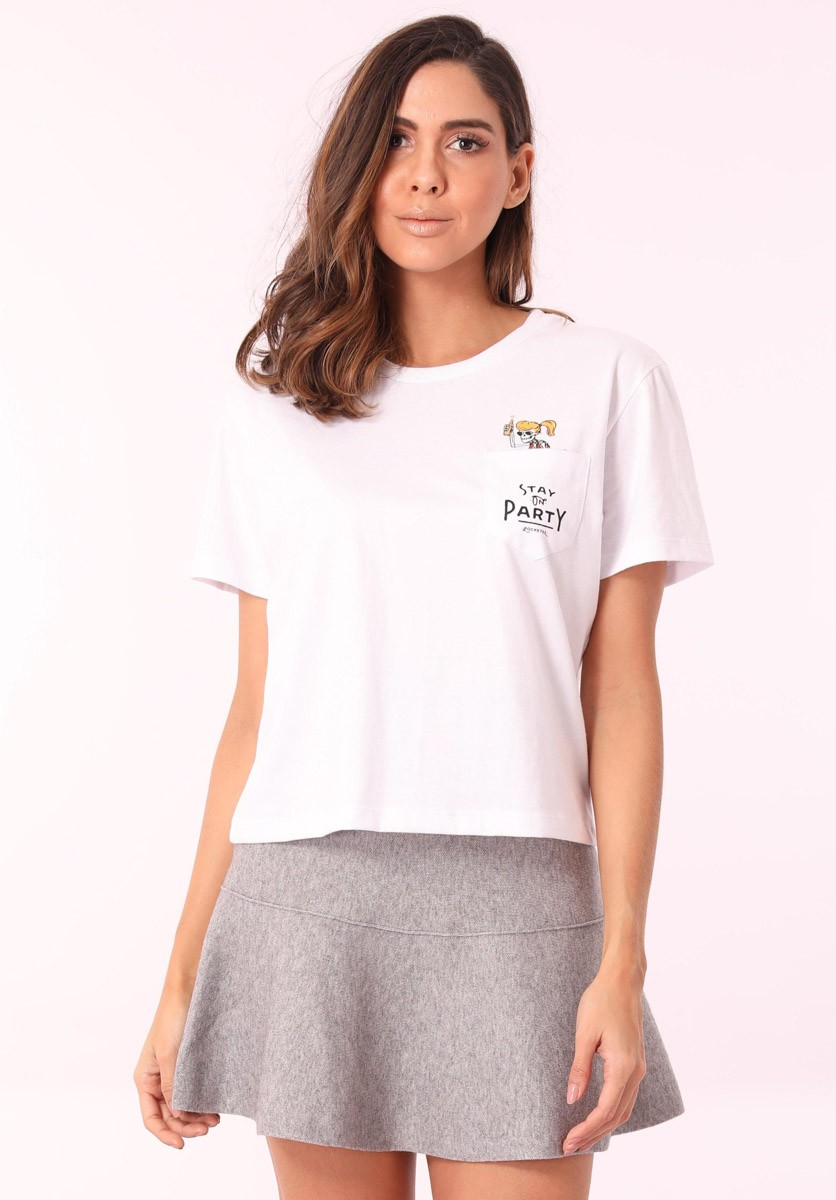 Camiseta Stay on Party