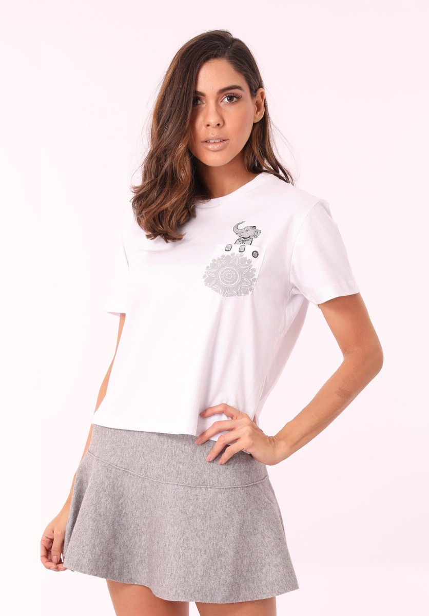 Camiseta Thai Elephant