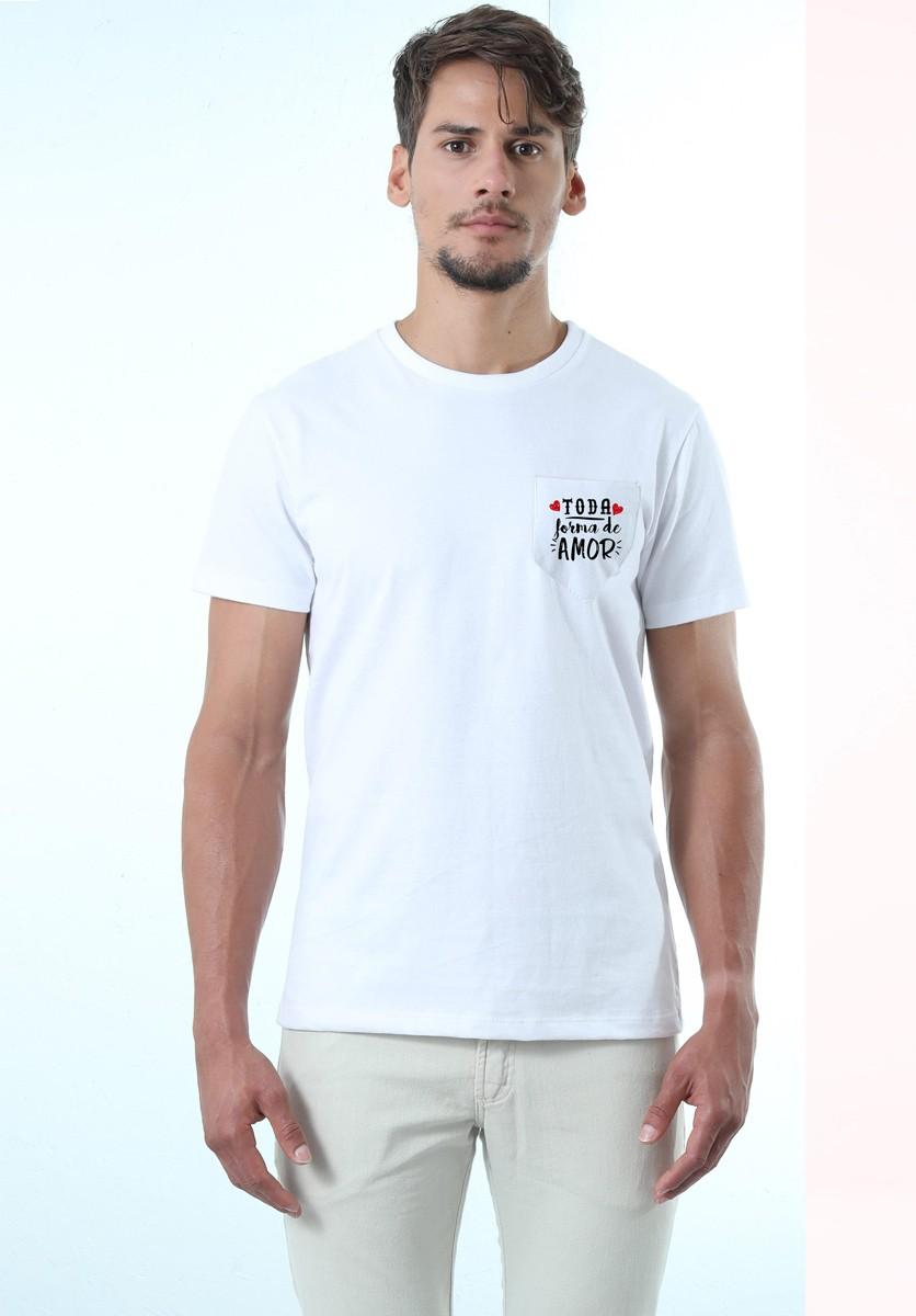 Camiseta Toda Forma de Amor