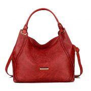 Bolsa Saco feminina Vermelha