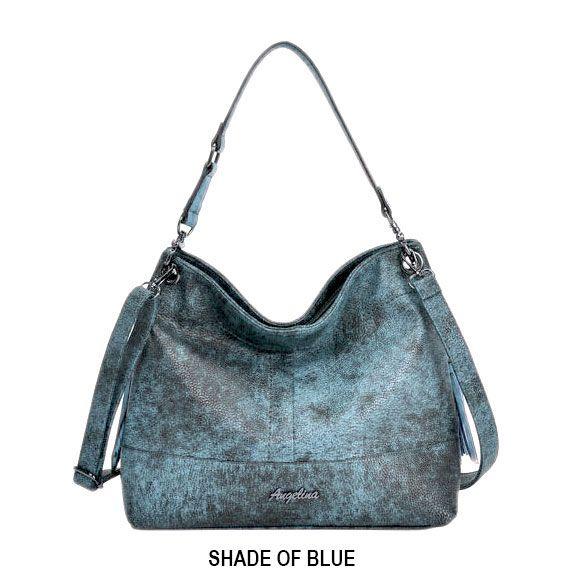 Bolsa Feminina Saco Azul