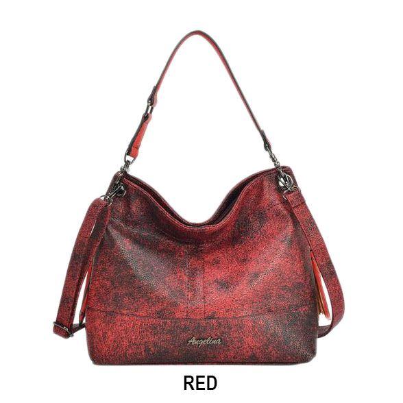 Bolsa Feminina Saco Vermelha