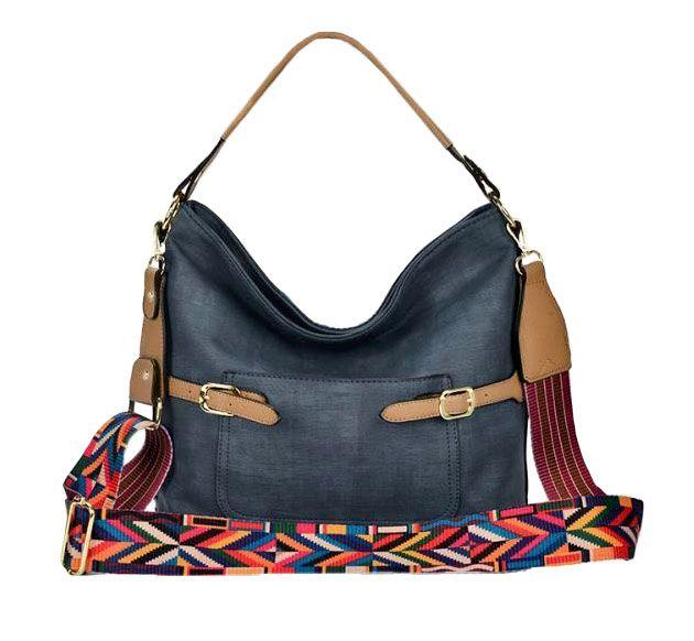 Bolsa Saco Azul Marinho - AG1488