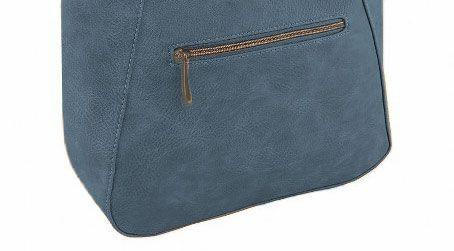 Bolsa Saco Feminina Azul Marinho