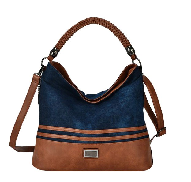 Bolsa Saco Feminina Jeans - AG1442