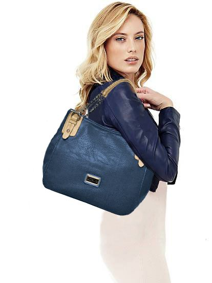 Bolsa Saco Azul Marinho