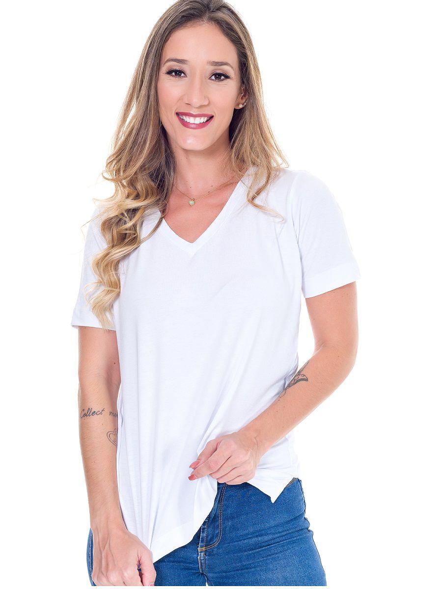 Camiseta Fashionista - Branca