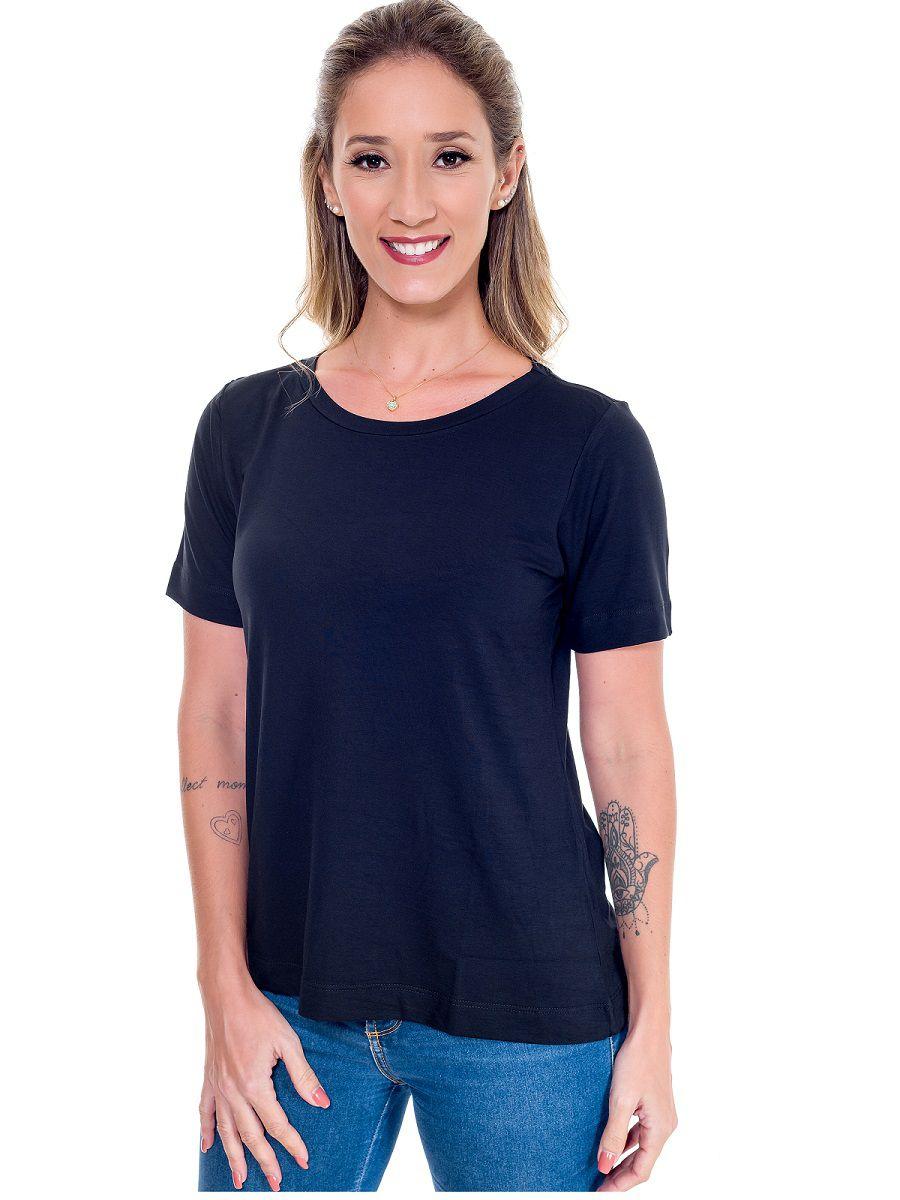 Camiseta Classic - Preta