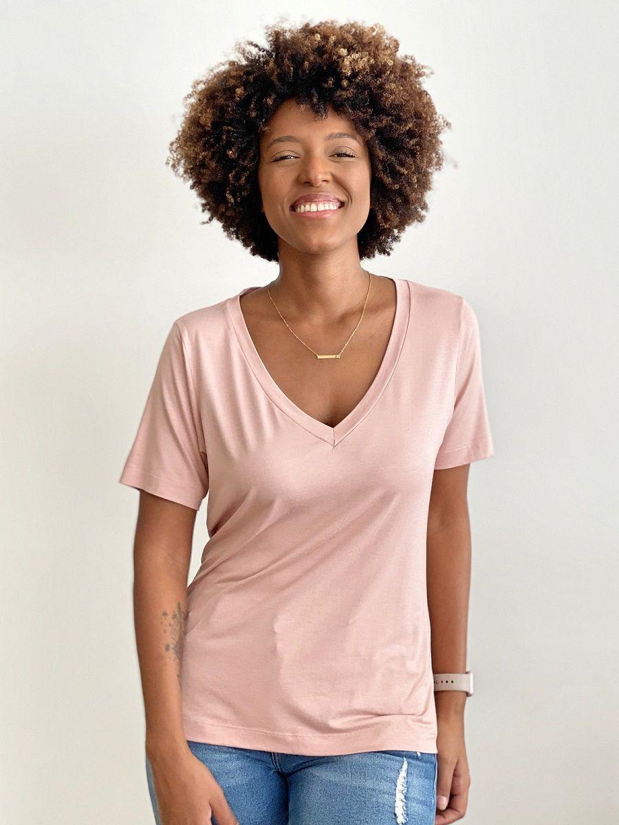 Camiseta Eternity - Rosé