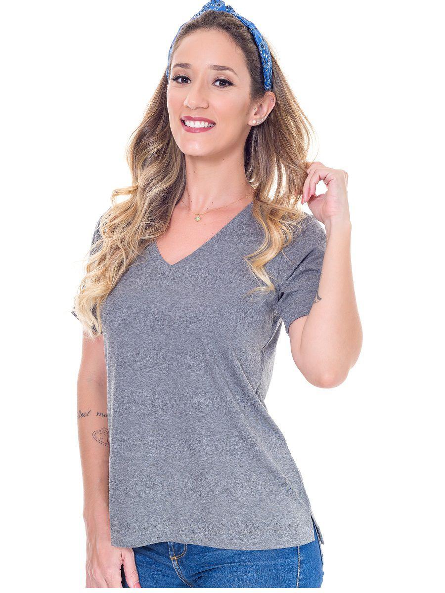 Camiseta Fashionista - Mescla