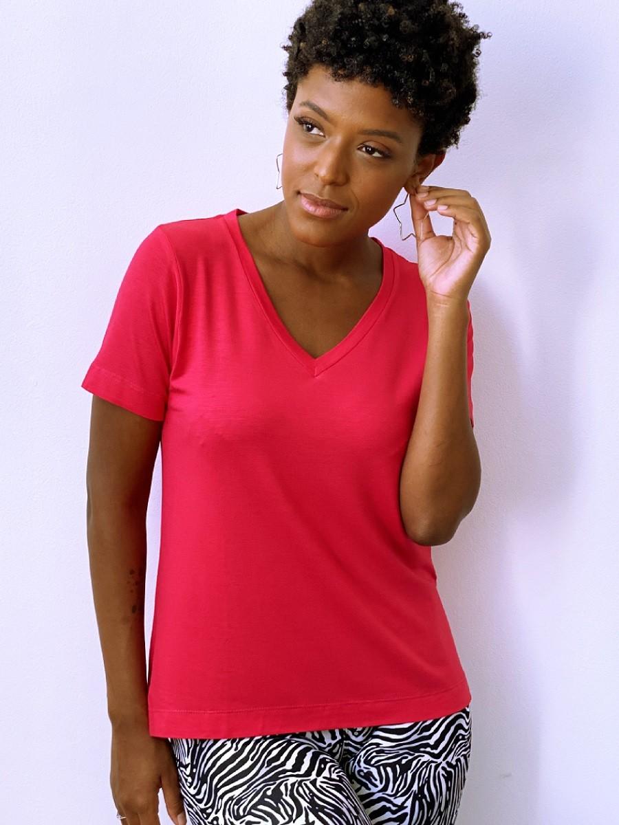 Camiseta Fashionista - Pink Lovers