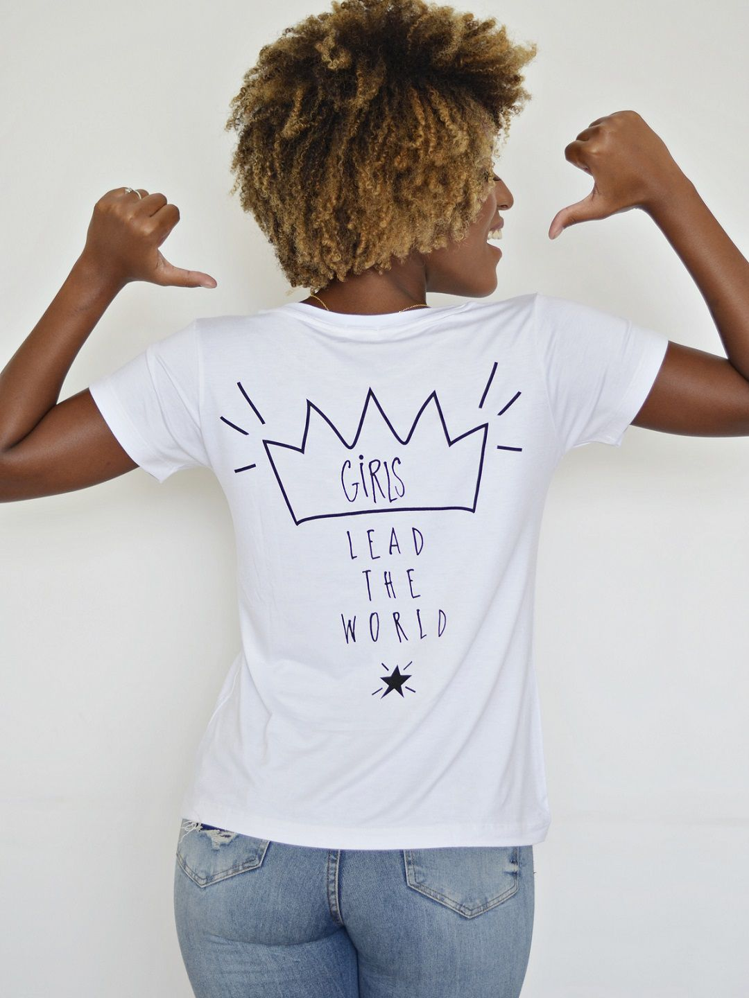Camiseta GIrls Lead