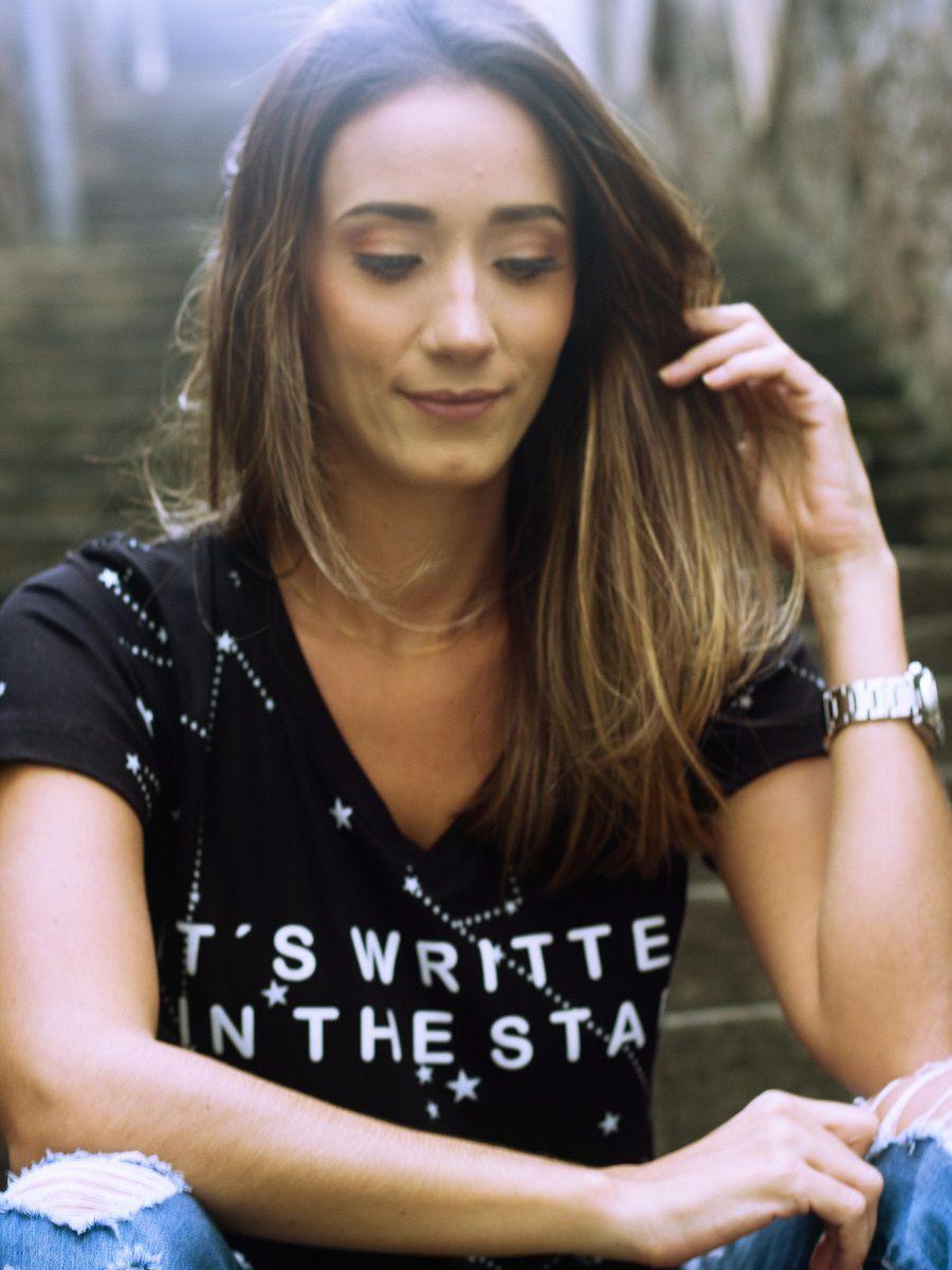 Camiseta It´s Written In The Star
