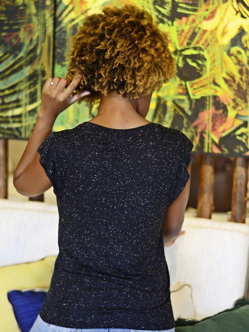 Camiseta Regata Carioca - Black