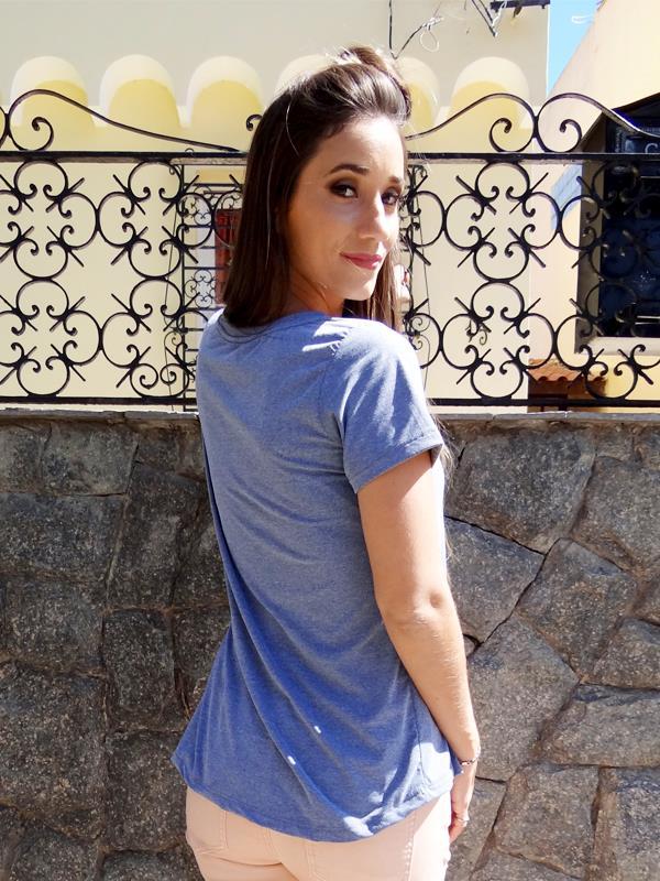 Camiseta Terço - Mescla