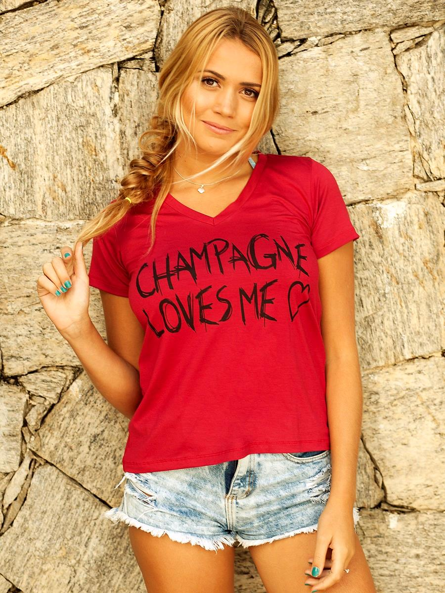 Champagne Loves Me - Maçã