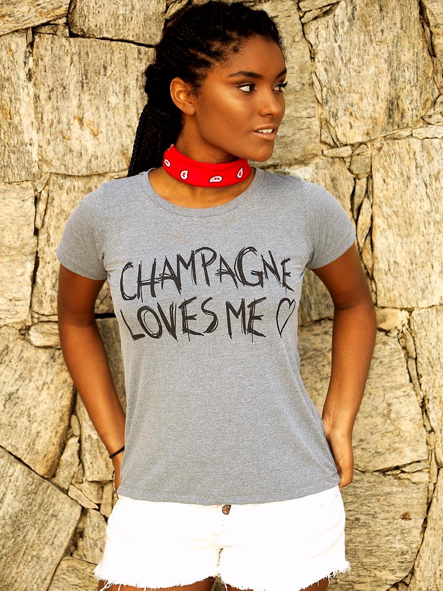 Champagne Loves Me - Mescla