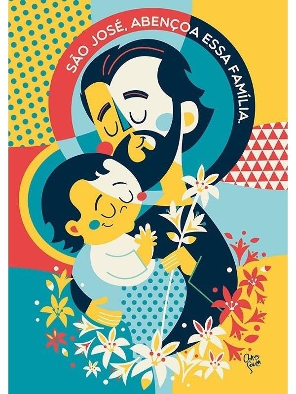 Poster São José - A4