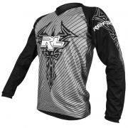 Camisa ciclismo Freeride manga longa TRIBAL Refactor!