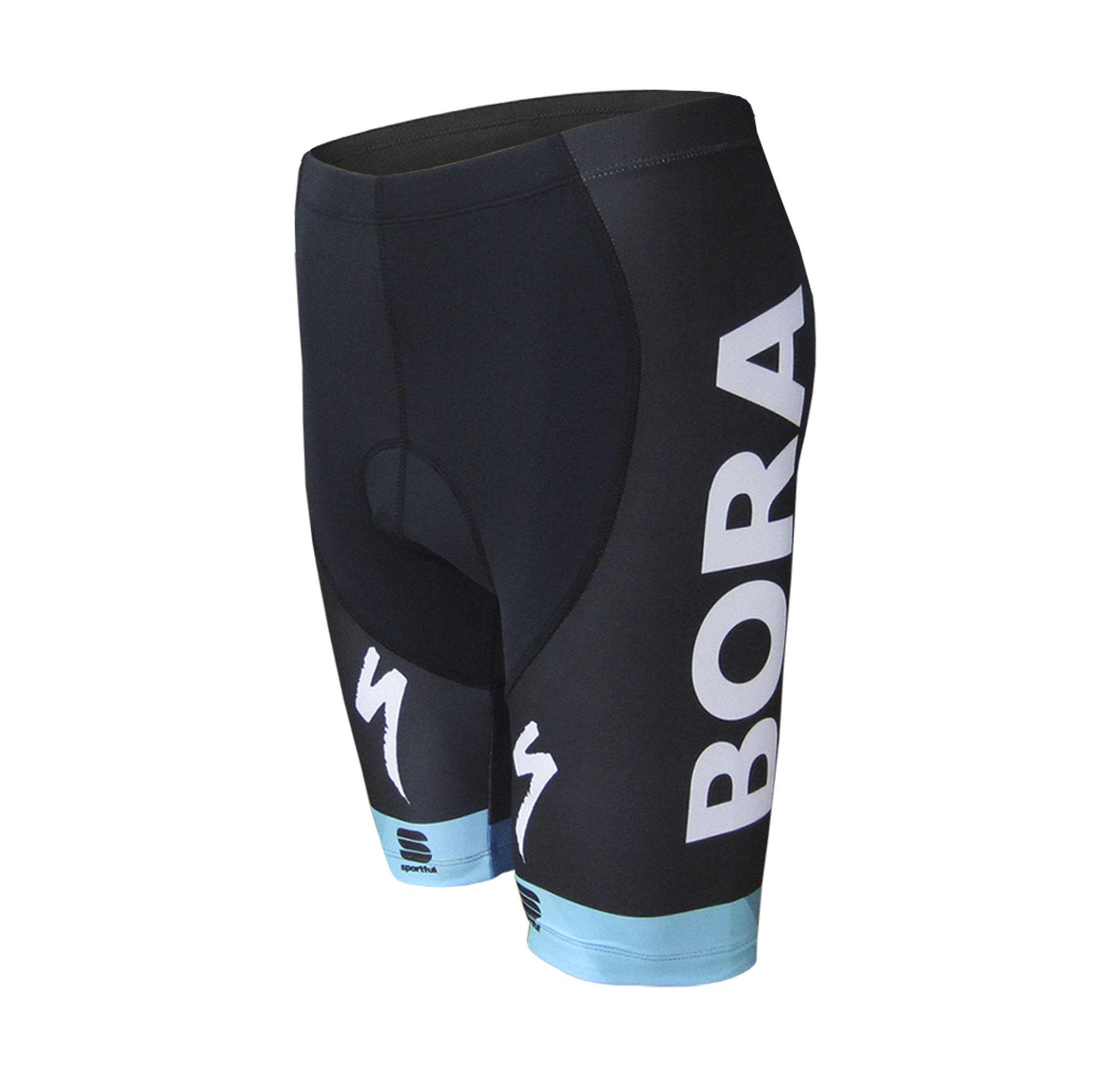 Bermuda Ciclismo Masculina World Bora Refactor