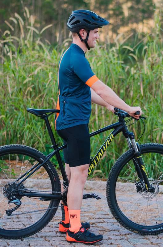 Bermuda Ciclismo Masculina Sport One - Free Force