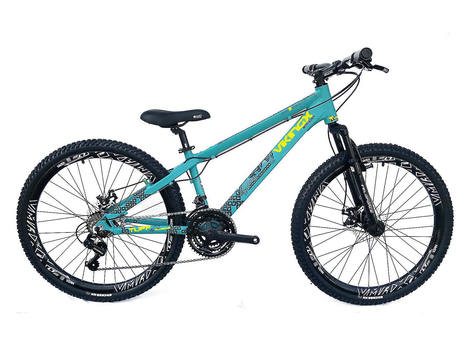 Bicicleta 26 Viking Tuff29 21v Cambio Shimano Freio A Disco