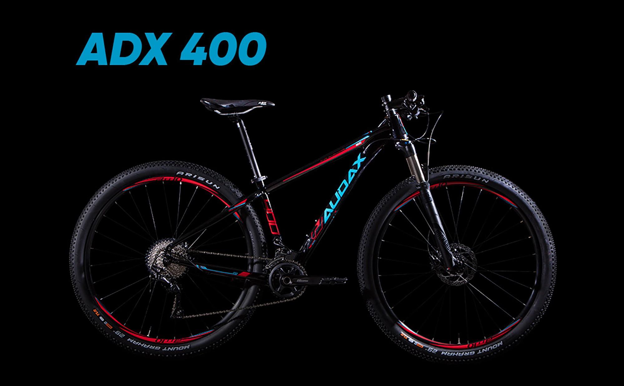 """BICICLETA 29 ADX 400 TAM 19"""" 2020 20V- AUDAX"""