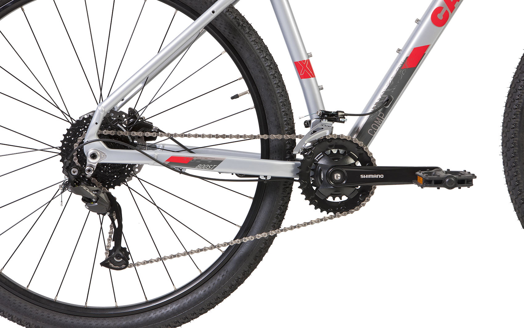 Bicicleta 29 Explorer Comp 18 v Freio Hidraulico - Caloi