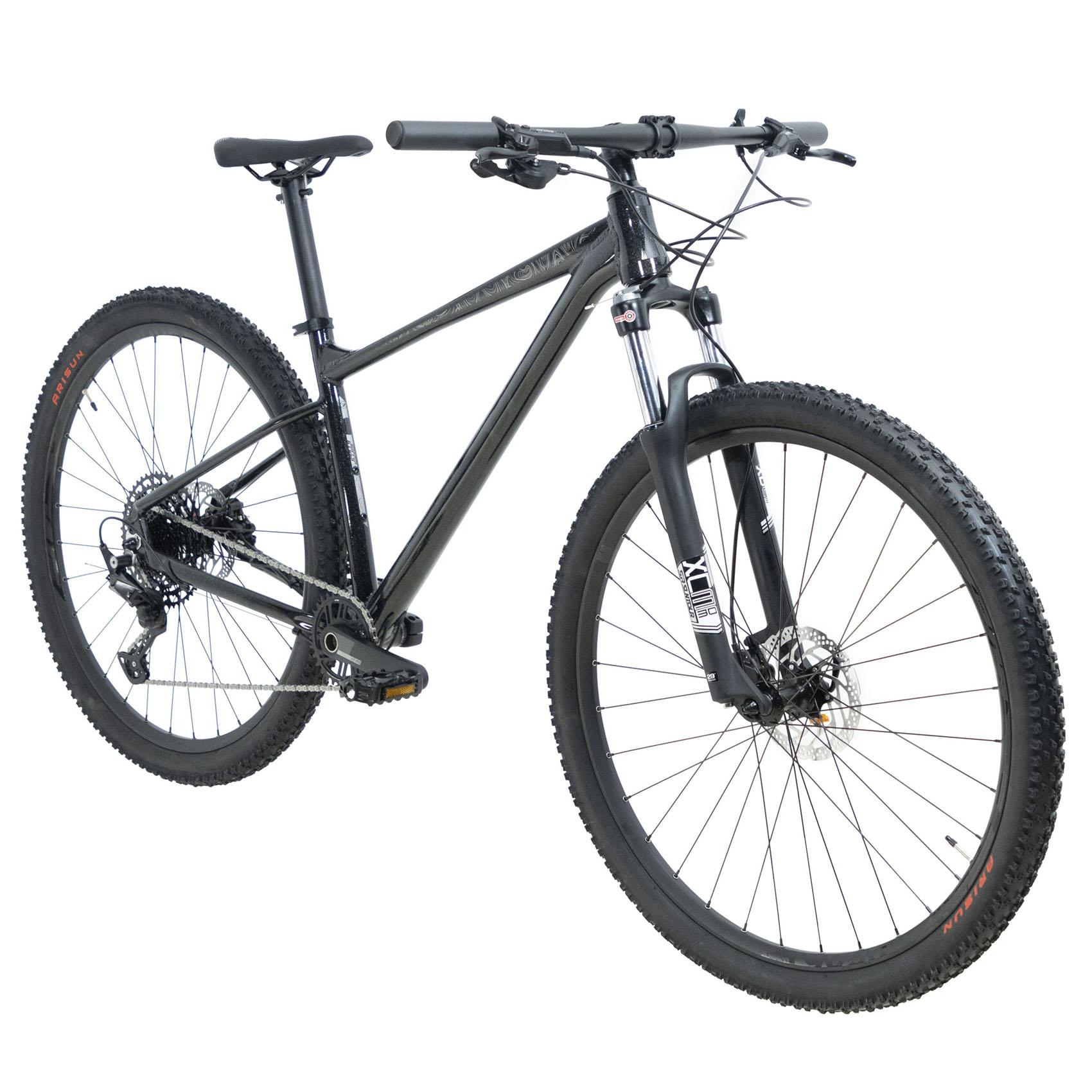 Bicicleta 29 Hurry SR-Suntour XCM  12v - TSW